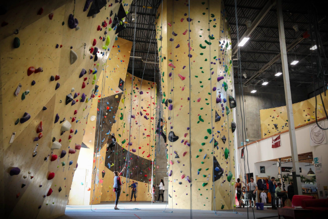 Learn climbing skills, movement & technique in a safe environment.From 9:00am to 11:30am -