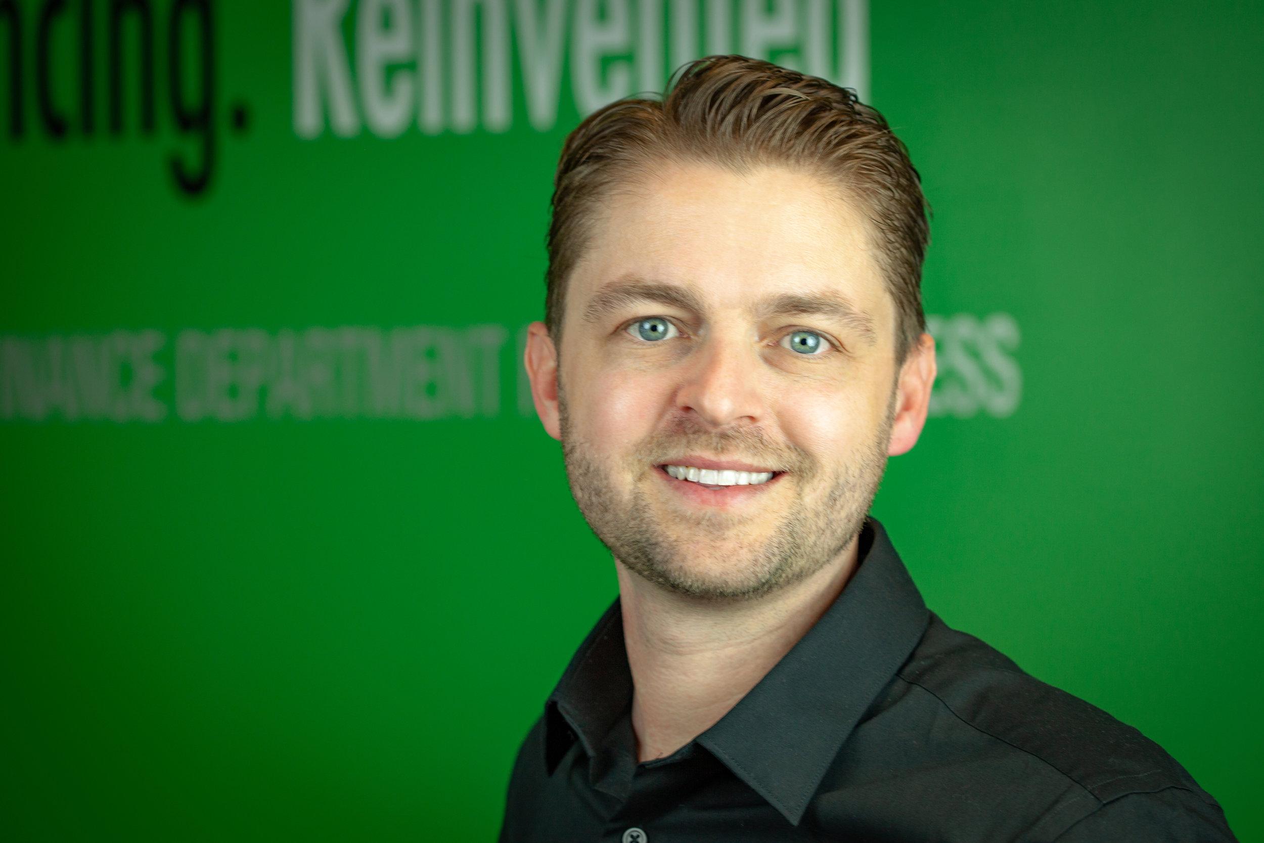 Chad Hutchinson  President, FinanceExchange