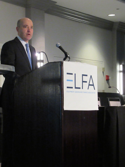 John Bober, Chair, ELFA Financial Accounting Committee