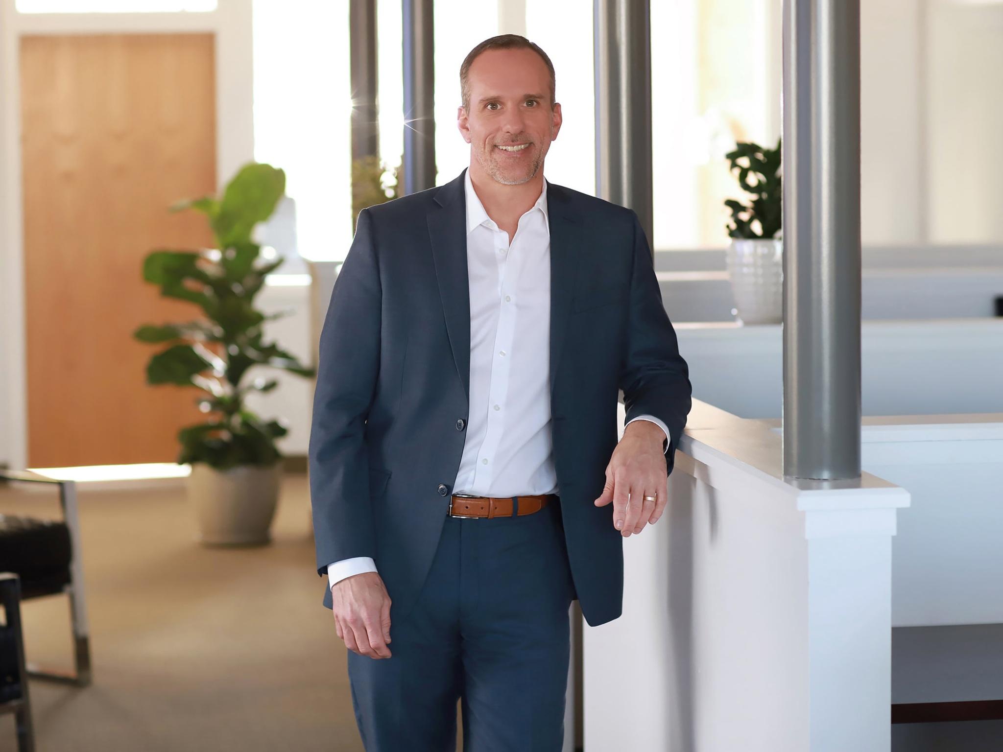 Mark Tomaselli  President, Innovation Finance