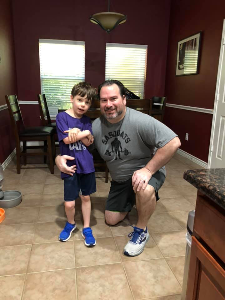 Field Day with Dad 2019