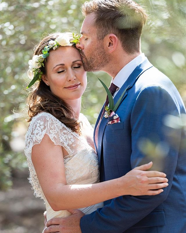 Just added this wedding to our site: Kristina & Richard on their wedding day at @wandinweddings  Together for 16 years and more in love than ever.