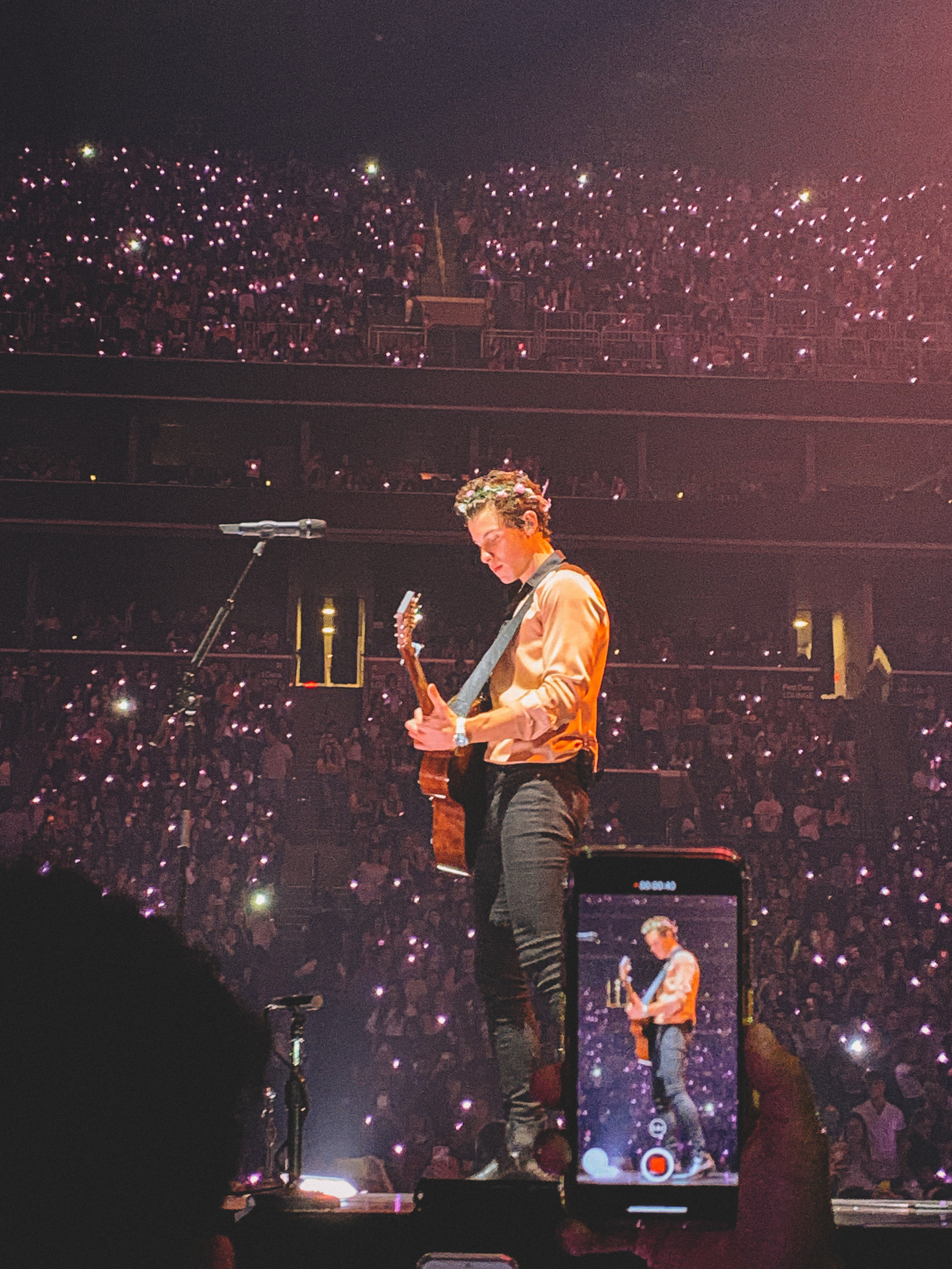 Experienced my fifth Shawn Mendes concert