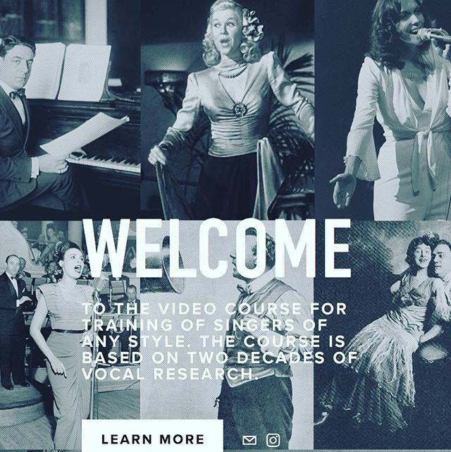 Hello and welcome to our website (link in the bio) @nikstechnique #vocalcourse #voicelessons #nikstechnique