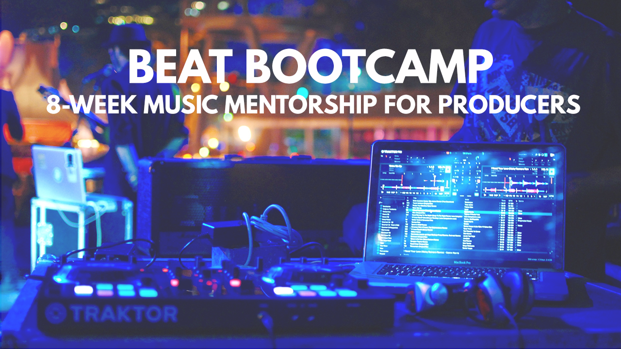 Beat Bootcamp Online Workshop -