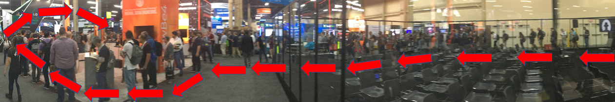 aug 19 Queue to see kevin mitnick live in las vegas  -
