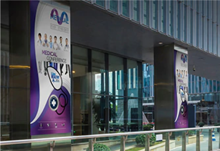 Event Banners - Unforgettable banners for any type of event.
