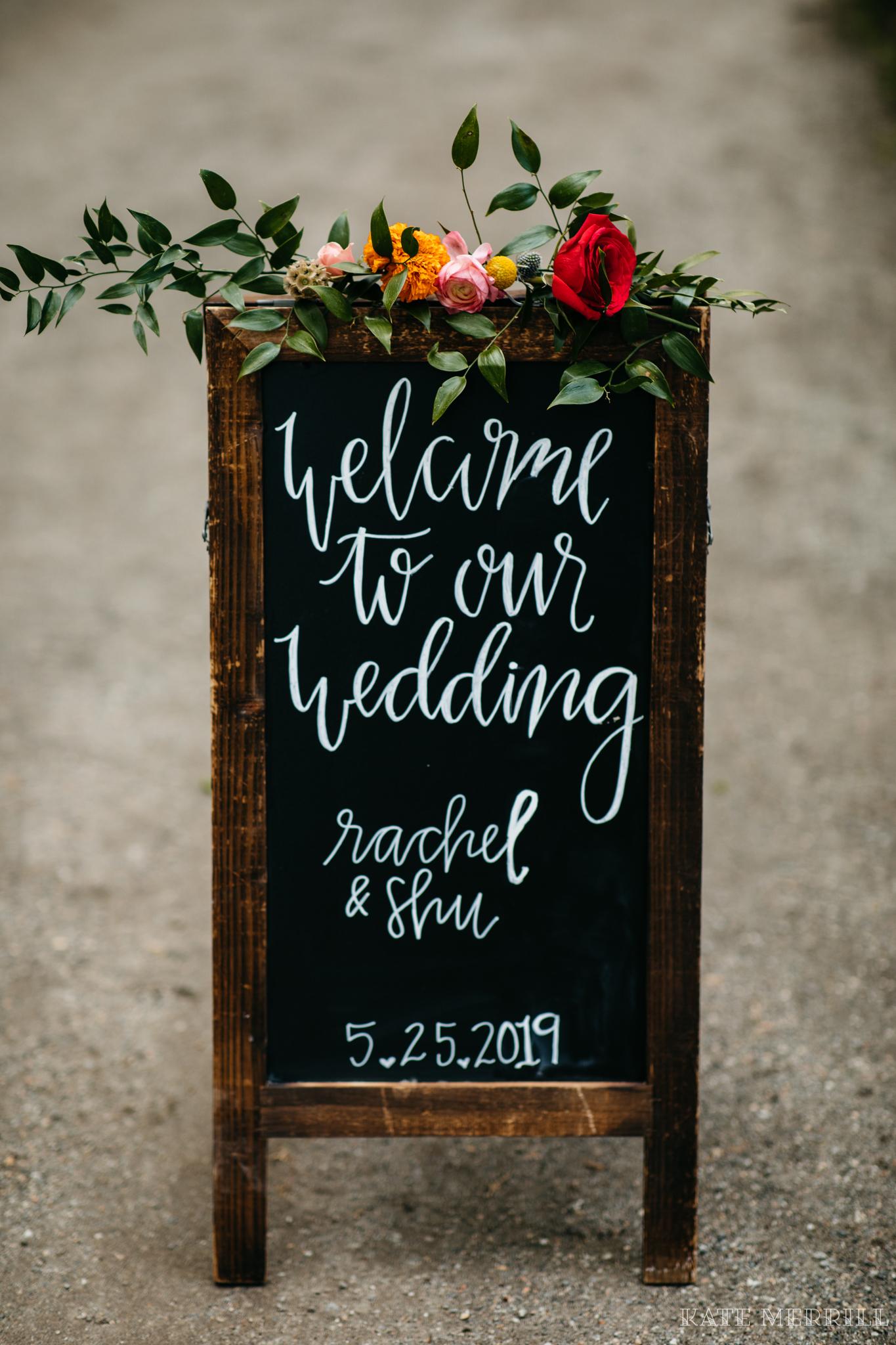 Wedding Calligrapher Prive Events
