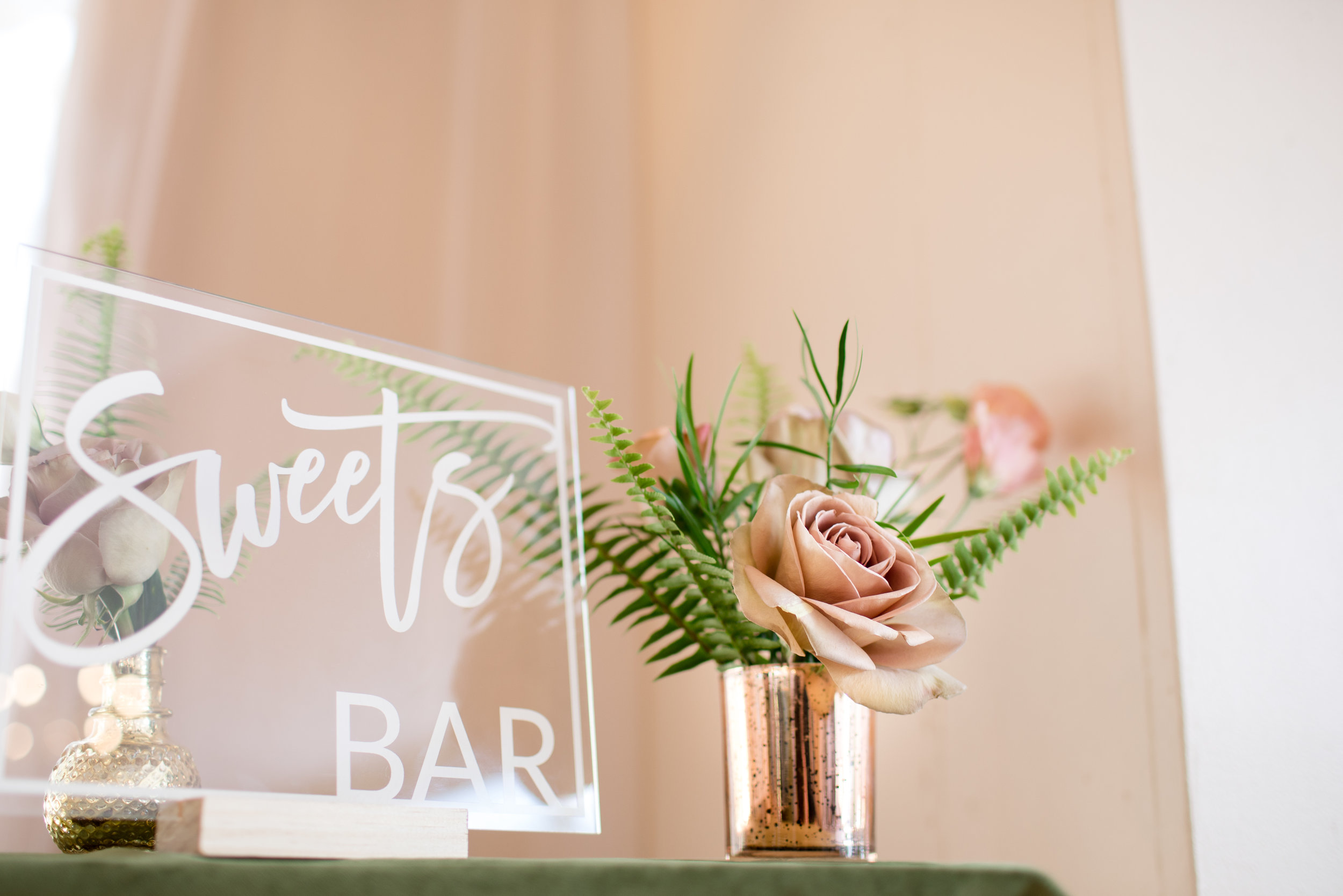 Dessert Bar by Prive Events