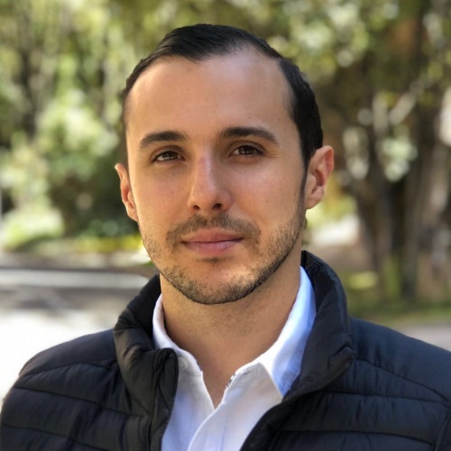 Juan Alvarez, Head of Sales -