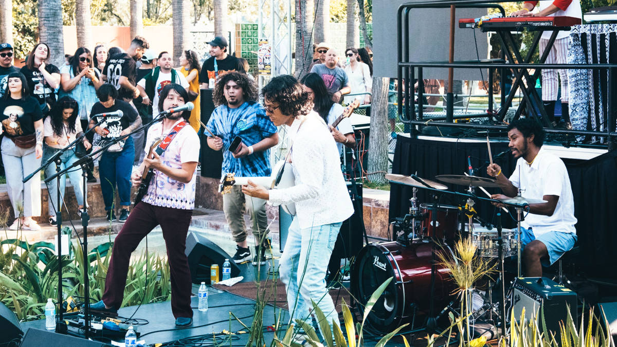 How Sonido Clash Music Fest Became a Hub for Forward-Thinking Latinx Sounds - by Azucena RasillaKQEDSeptember 1, 2019