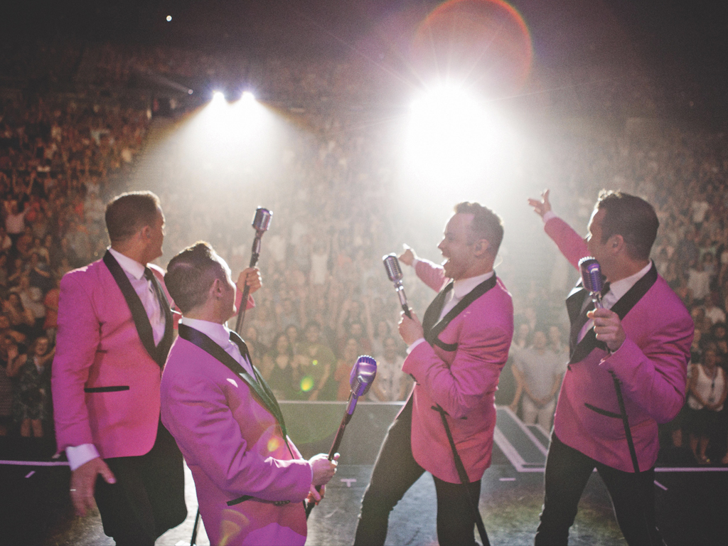 Exclusive sound check access and up-close seats for Human Nature's 'Little More Love' Tour
