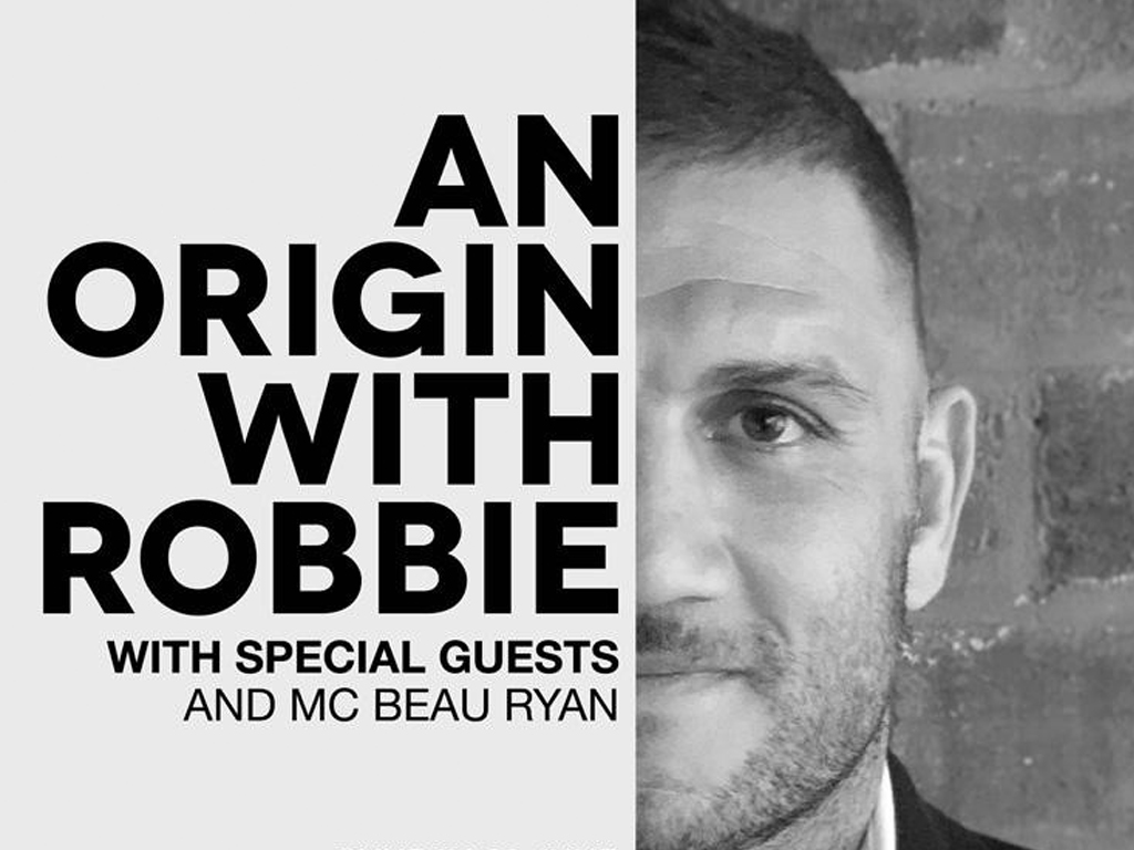 Behind-the-scenes with NRL and Origin legend Robbie Farah for State of Origin 2019