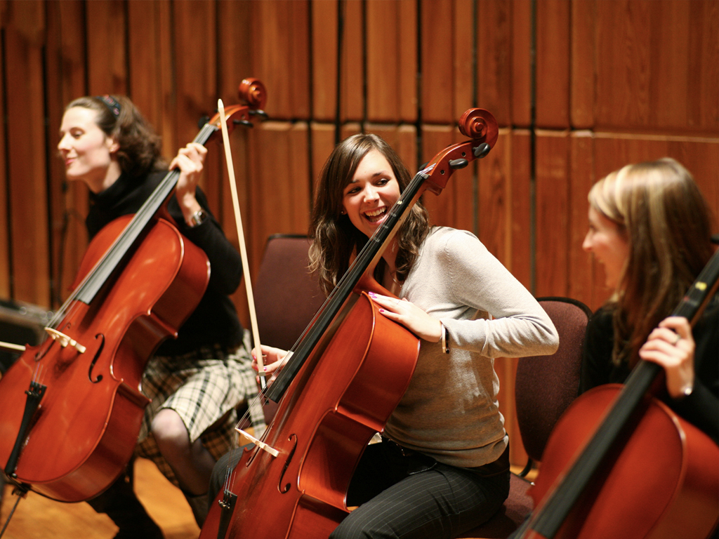 Discover what it takes to be an orchestra with Orchestrate's team building challenge