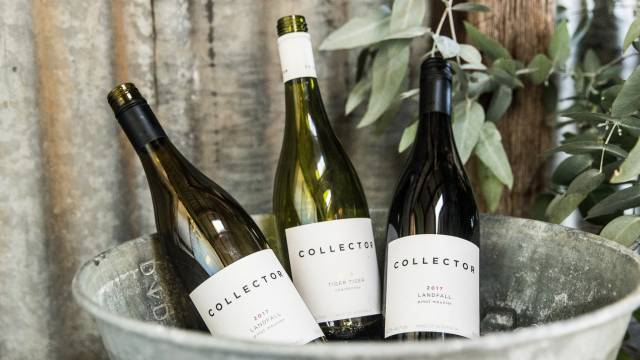 Collector Wines - Collector Wines are hand-made for balance, character and depth of flavour. Grapes are farmed on the characteristic lean pink granites and reddish shale loams of the Canberra District.Find them via their website, Facebook or Instagram (@collector_wines).