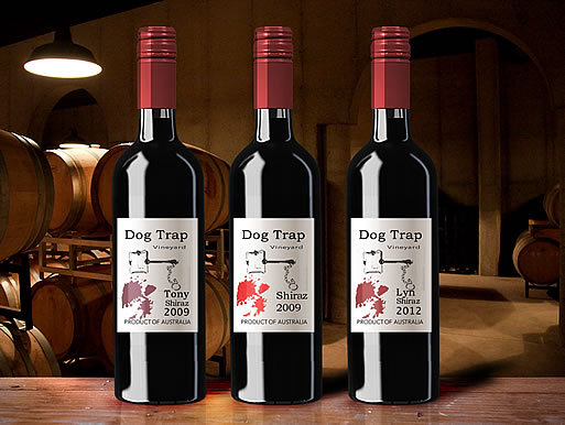 "Dog Trap Vineyard - Dog Trap are specialist producer of premium quality dry red wine. ""Highly Recommended"" by James Halliday.Find them via their website or Facebook."