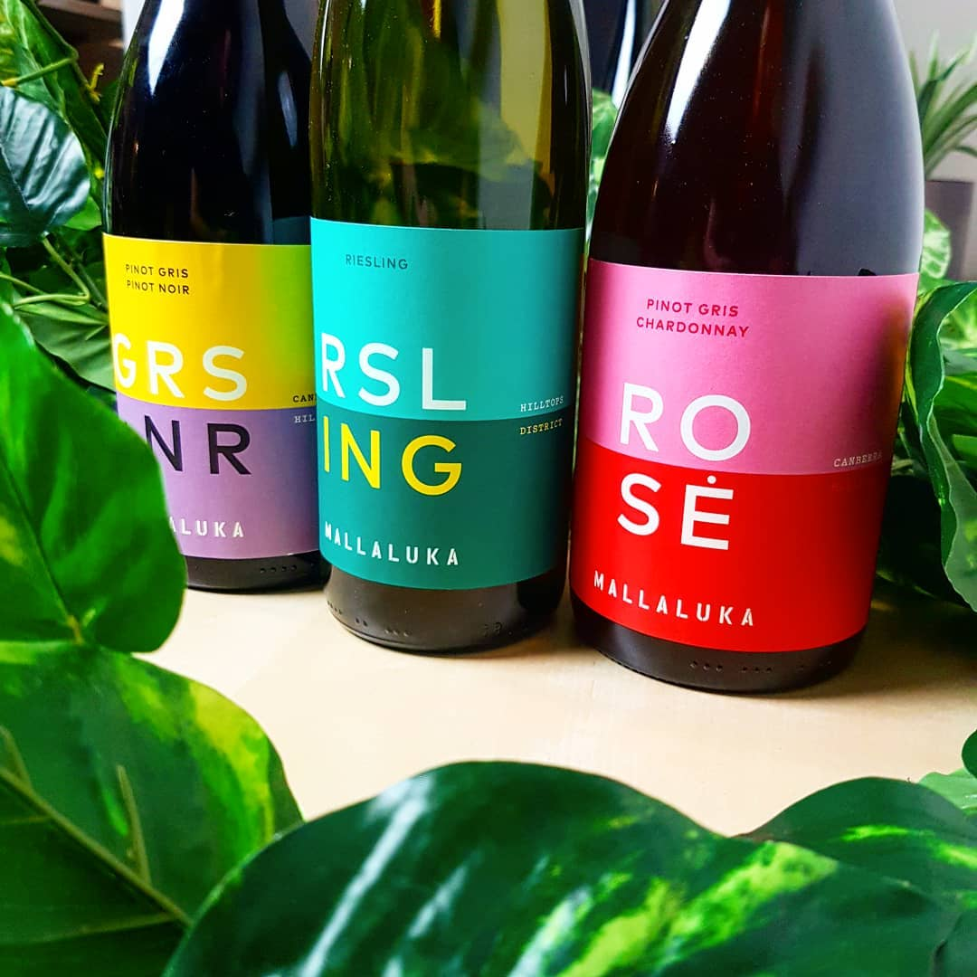 Mallaluka Wines - Mallaluka Wines is, by any measure, a boutique operation. We are committed to producing premium, handmade wines that reflect the very best of the cool climate, Canberra District. Find us via their website, Facebook or Instagram.