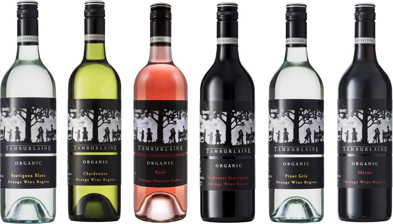 Tamburlaine Organic Wines - Producing award-winning wines the organic way! Working to leave the Hunter Valley and Orange vineyards in the best condition possible for generations to follow.Find them via their website, Facebook or Instagram.