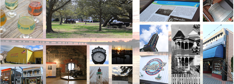 24 Things in 24 hours Challenge: Phoebus and Fort Monroe