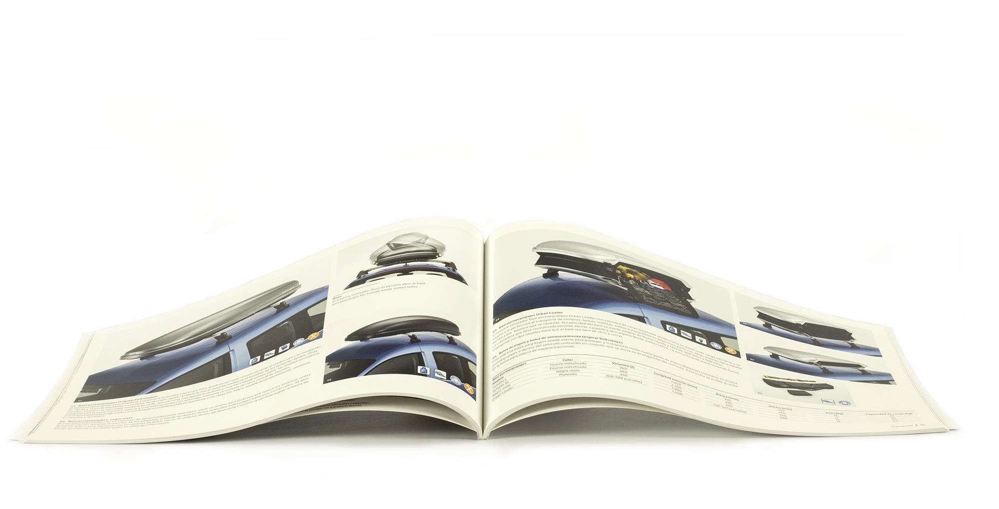 Catálogo Volkswagen