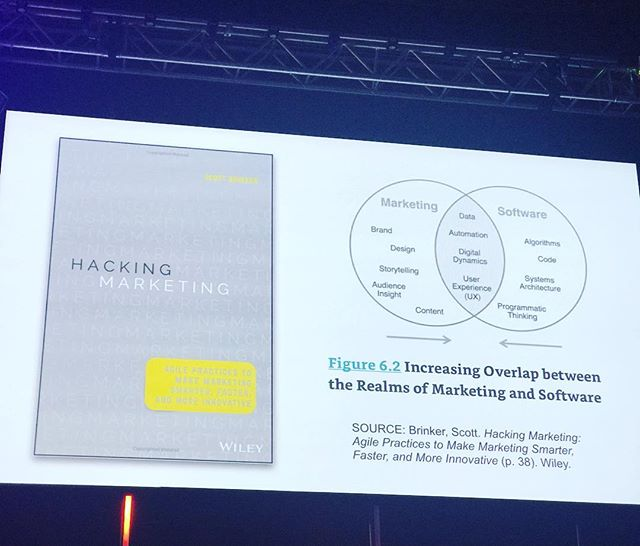 Great tips from #ryandeiss #digitalmarketer #hypergrowth #book @london