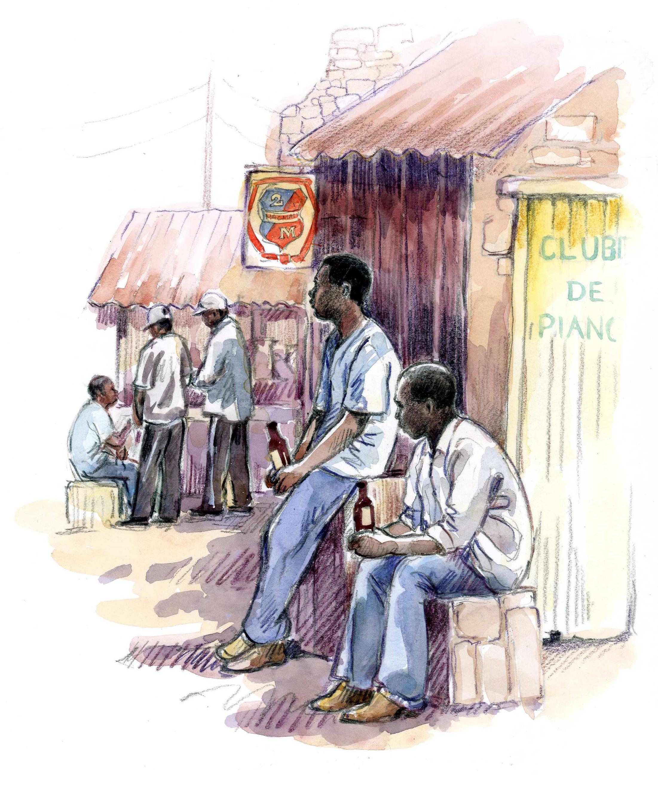 'Street Children' by Anthony Robinson