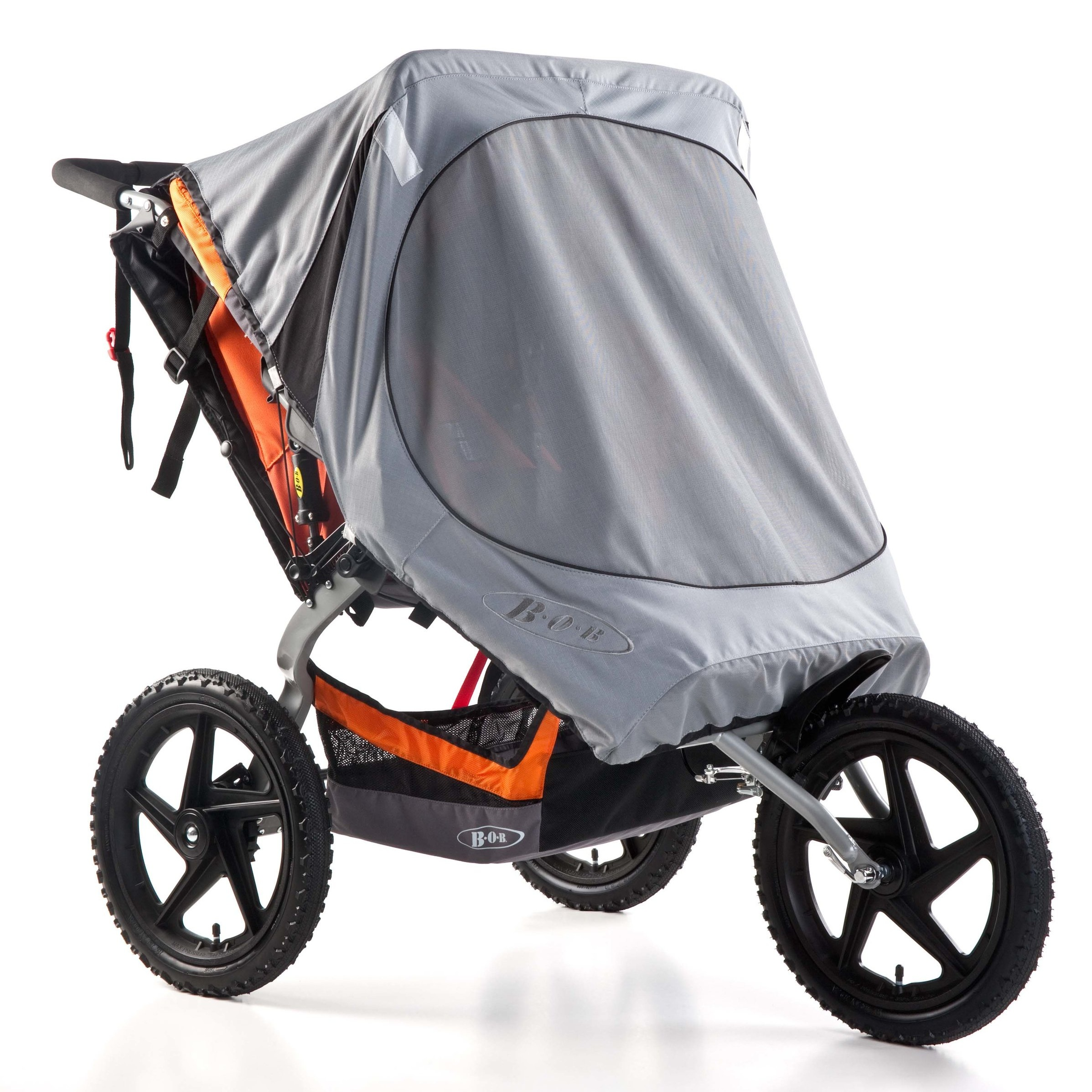 BOB Sun Shield for Revolution//Stroller Strides Single Stroller