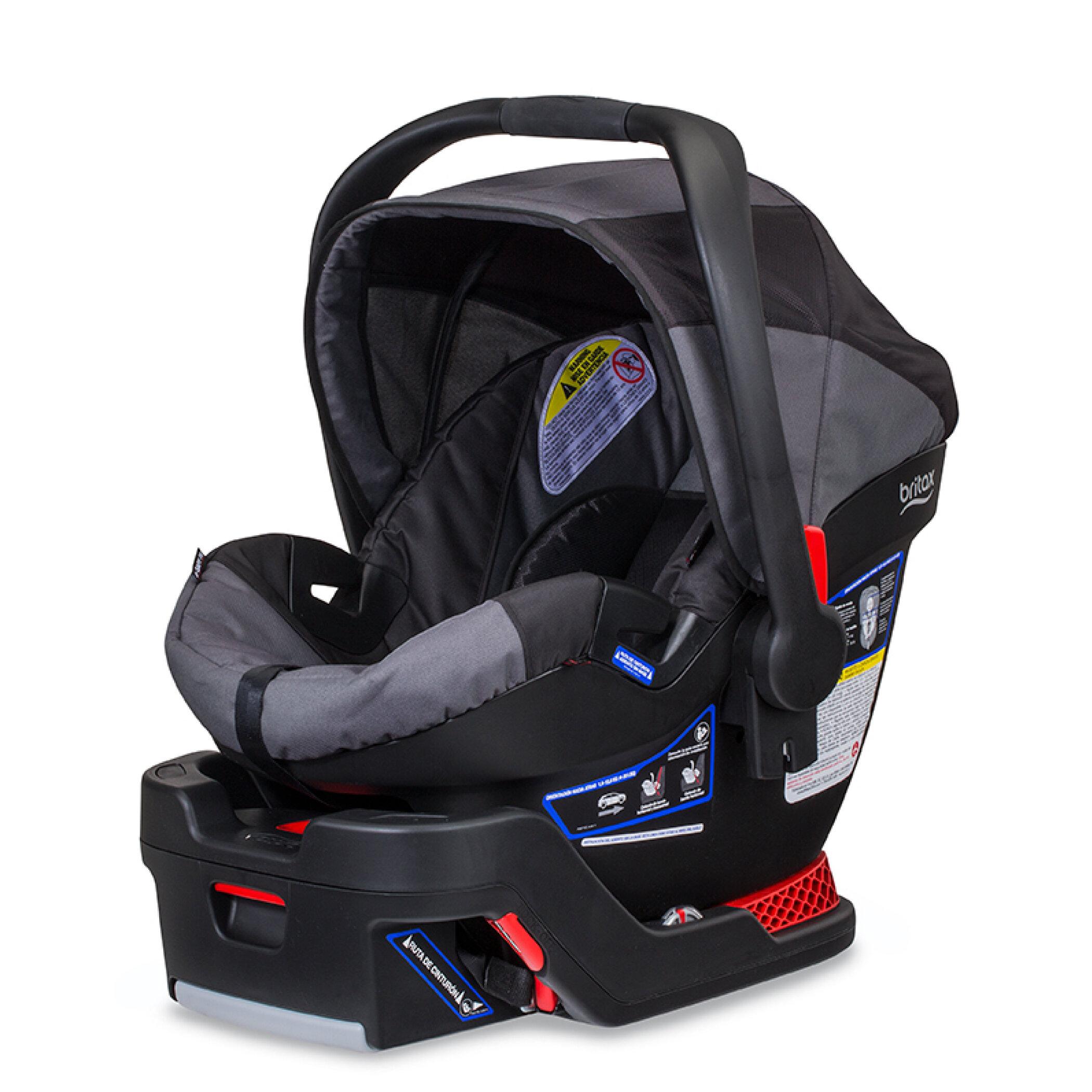 BOB B-Safe 35 Infant Car Seat Baby Child Safety Black NEW