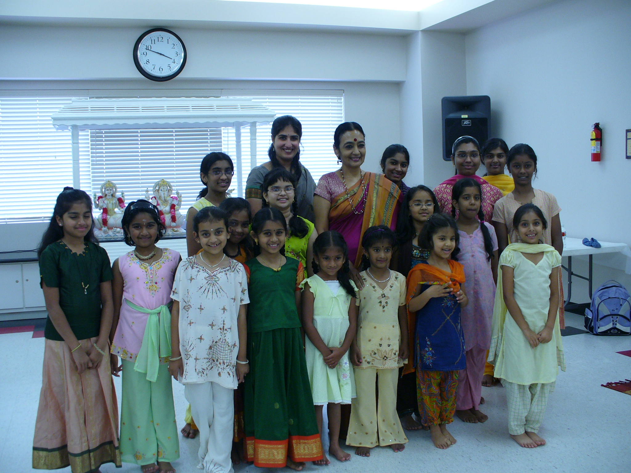 Master class by the legendary Prof. Sudharani Raghupathy, 2008