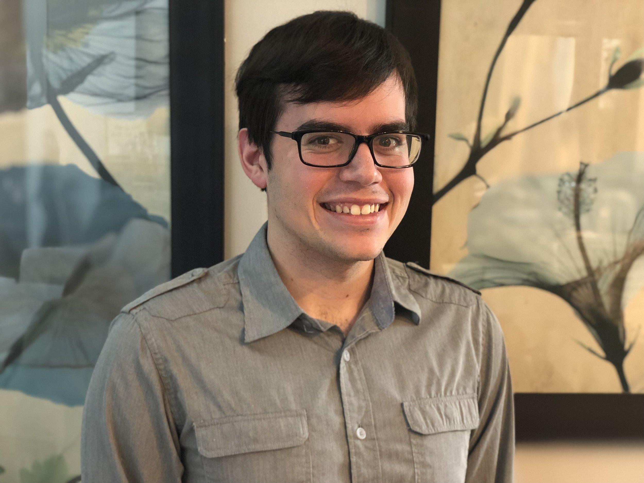Michael Zimmerman - College Intern
