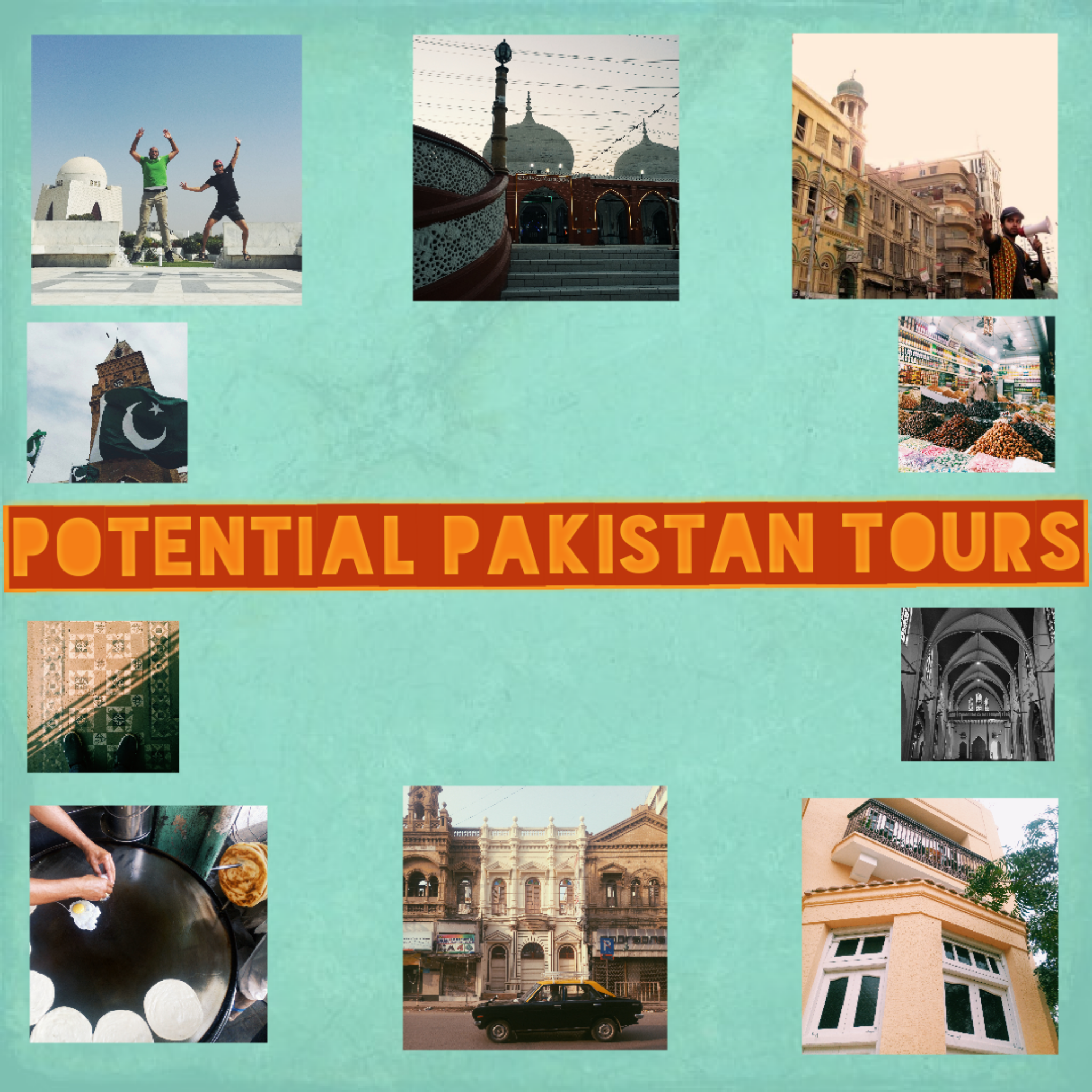 Our official karachi tourism Partner  - Instagram - @PotentialPakistanFacebook - Potential Pakistan