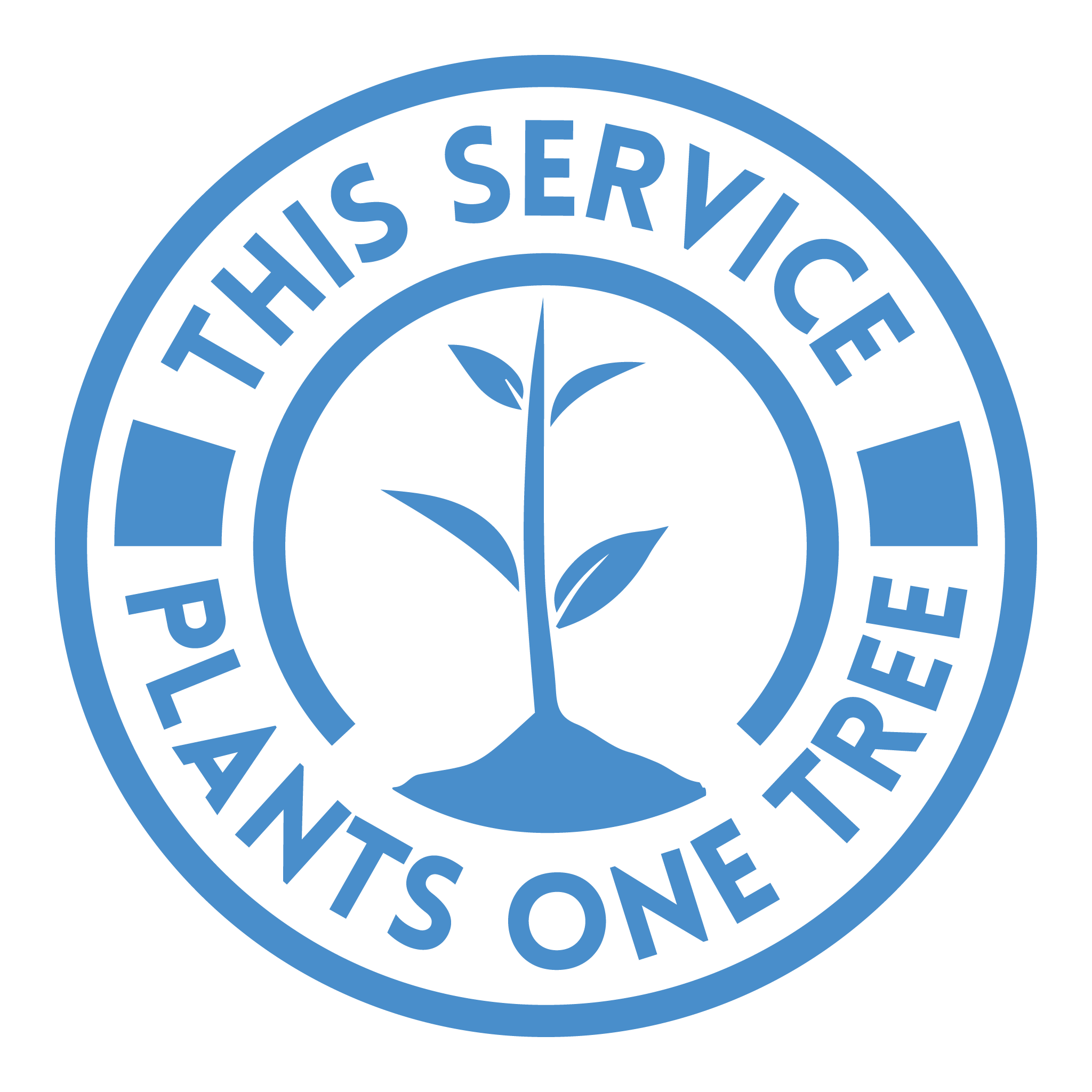 ServiceOneTreeStampDesignBlue.png