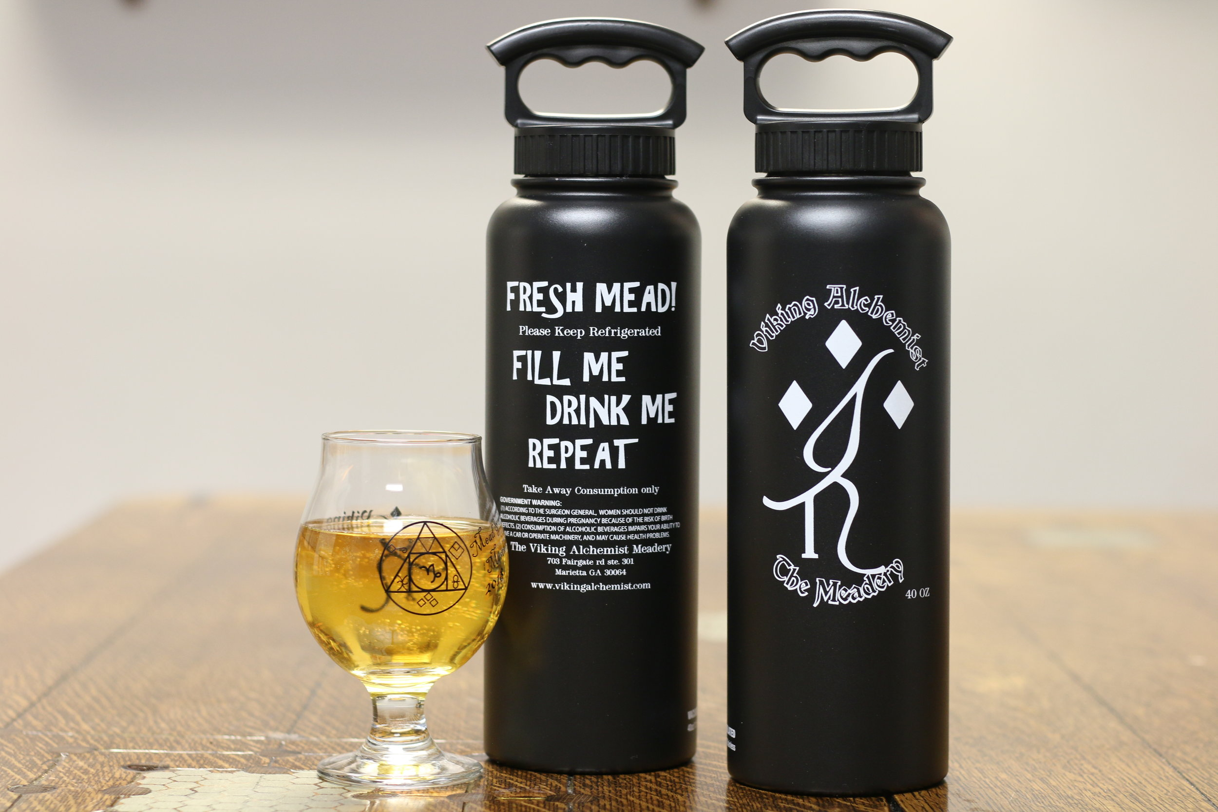 metal growlers