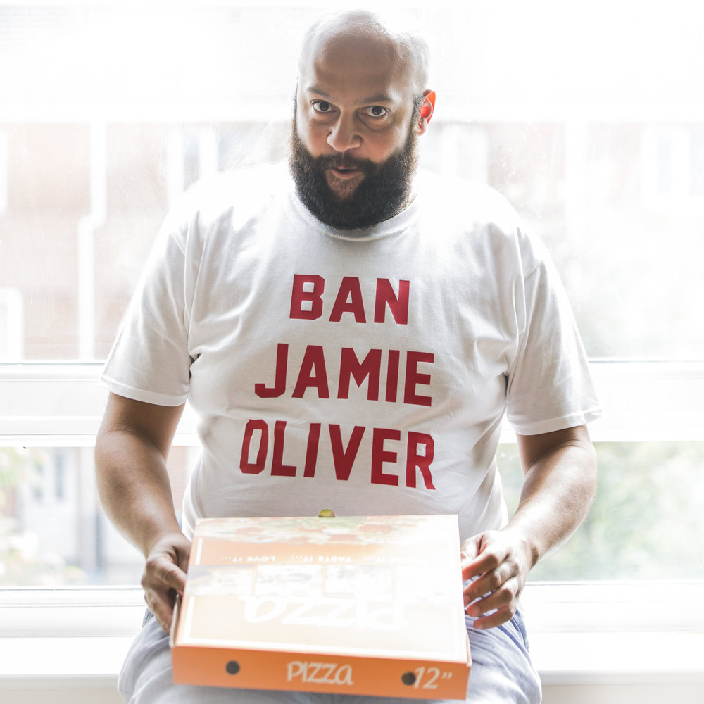 Ban Jamie Oliver