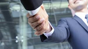 Our handshake is our bond of trust & discretion