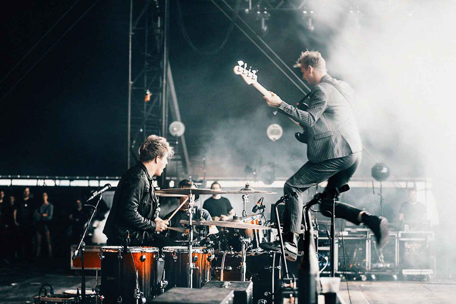 CIRCA WAVES - GLASTONBURY