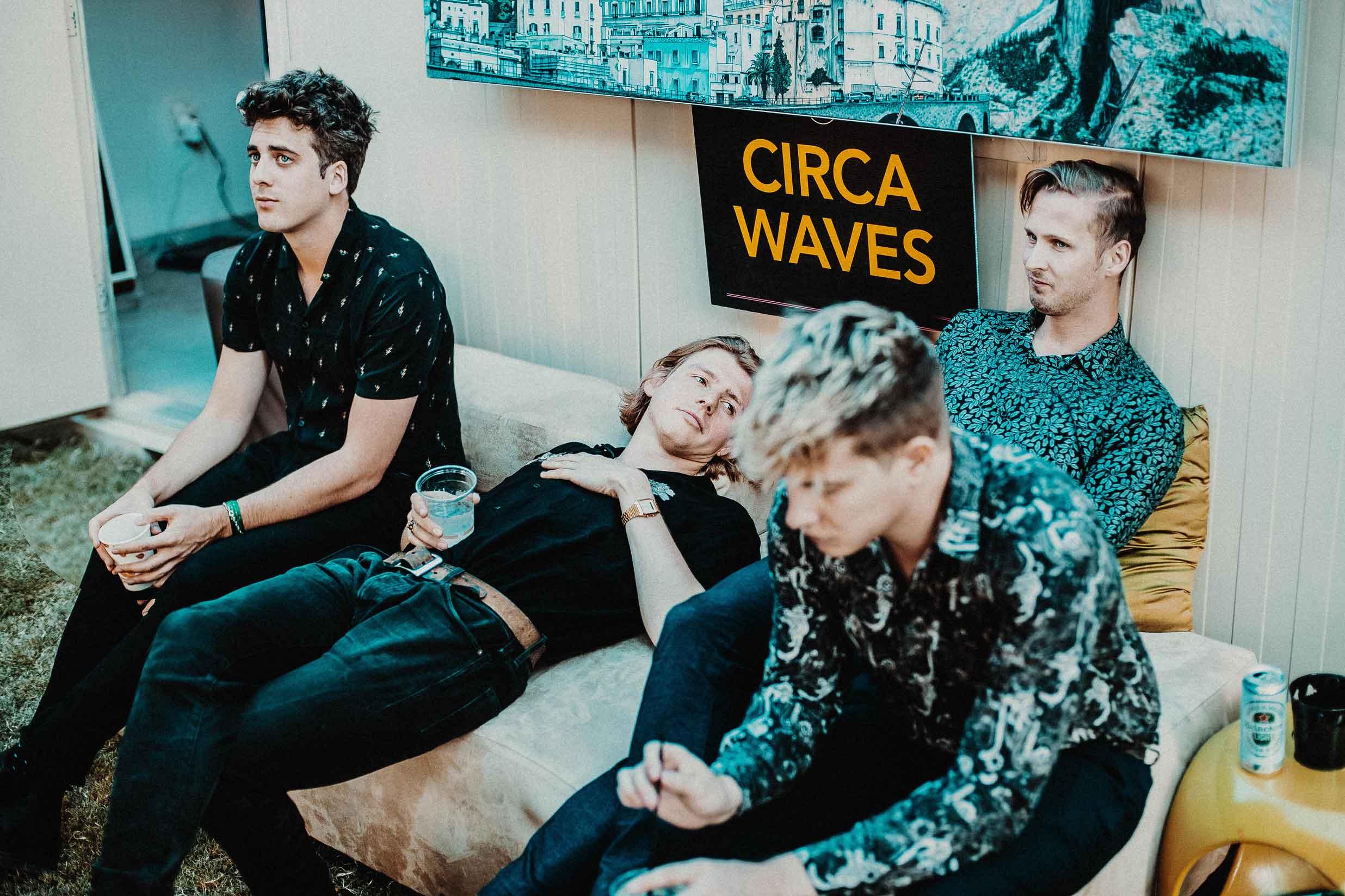 CIRCA WAVES - LAS VEGAS
