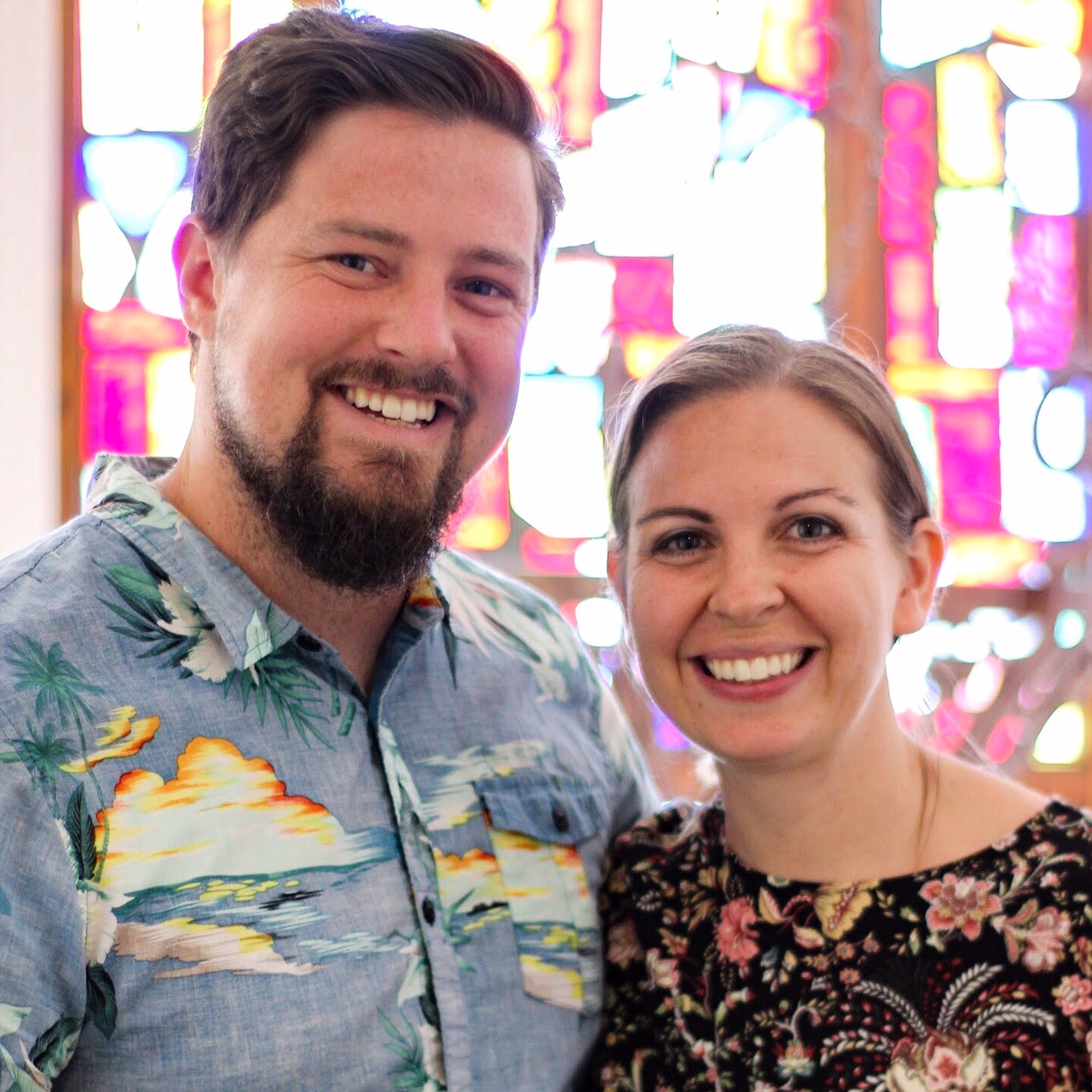 Pastor Mark & Meighan Stinton - Associate/Youth & Young Adults Pastor