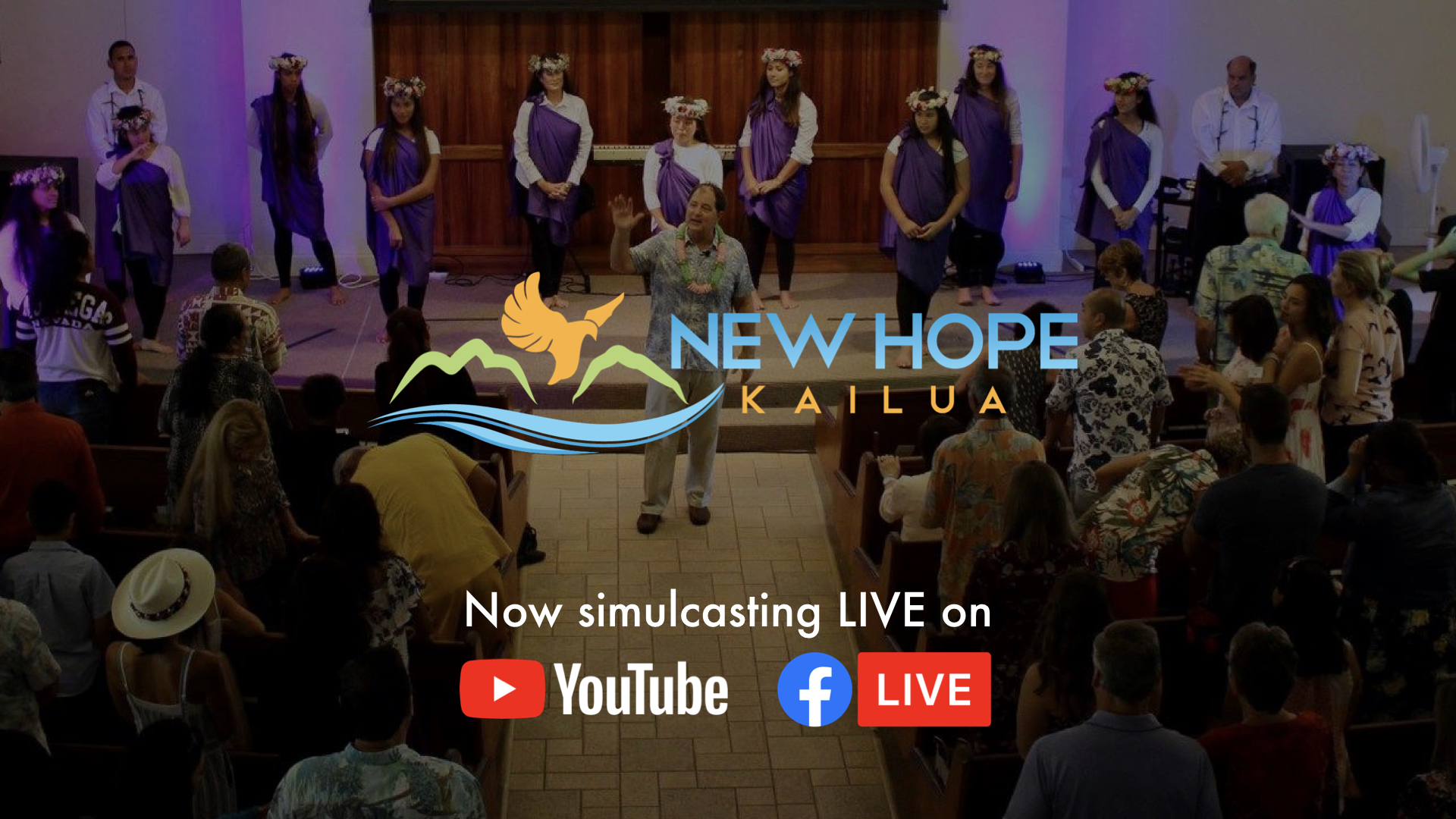 Service Online - Join us, every Sundays, for our 10:00 a.m. Service right on Facebook and YouTube!