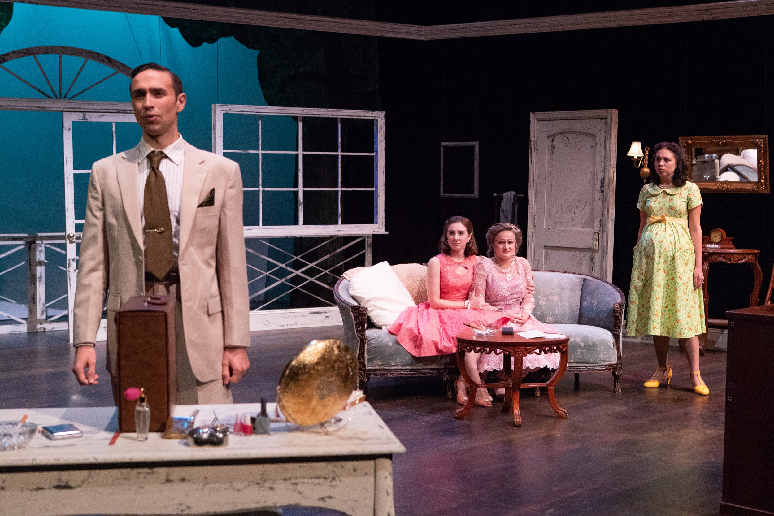 Cat On A Hot Tin Roof   Director: Jared Hanlin  PC: Tom Charlesworth