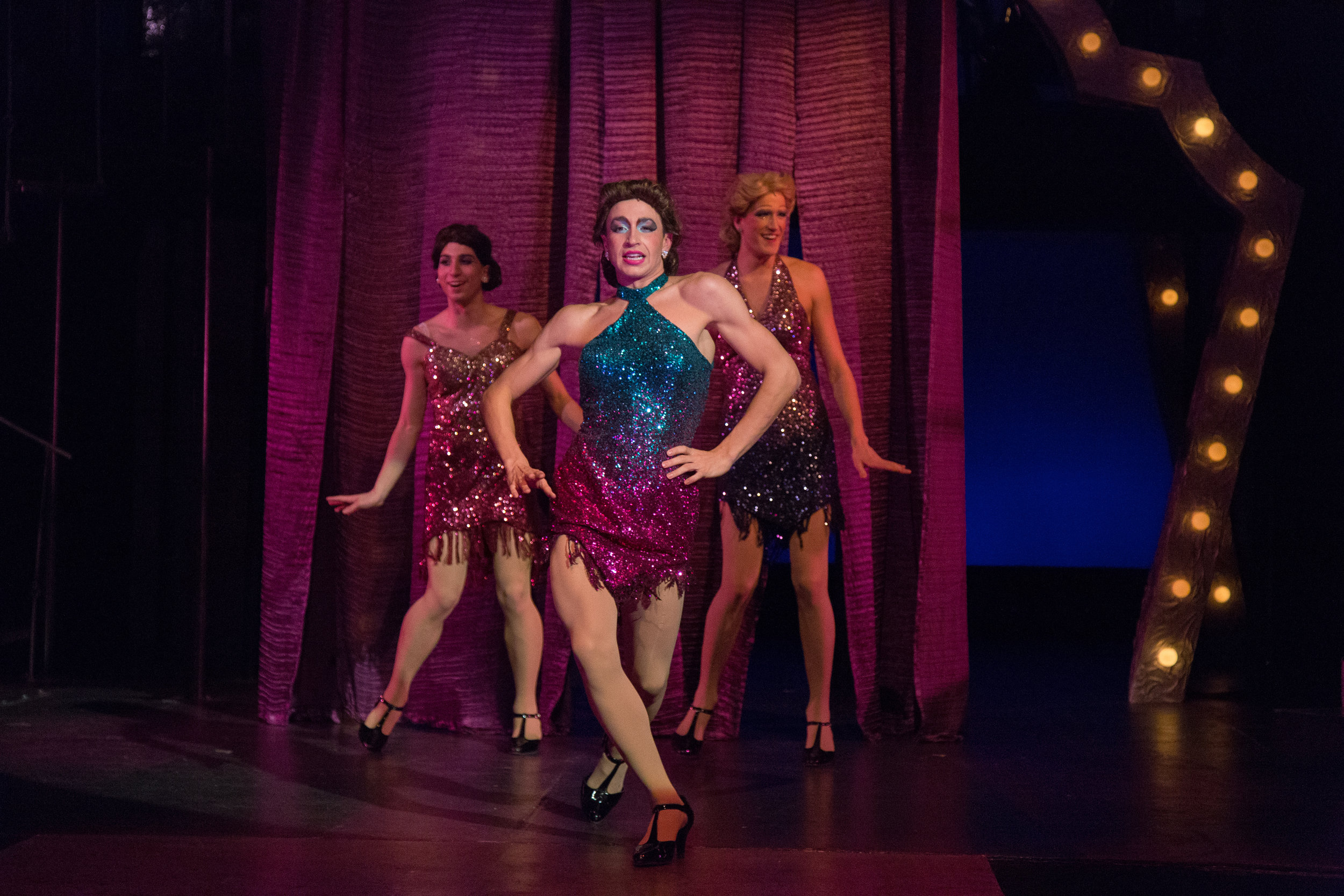 La Cage Aux Folles   Director: Alan Patrick Kenny  PC: Tom Charlesworth