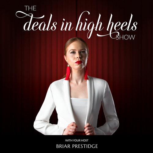 The Deals in High Heels Show is a live talkshow event in Dubai, and is coming soon to LA and New York.