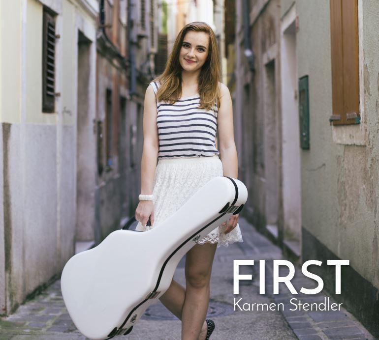 Karmen Štendler: FIRST