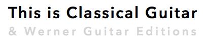Weimar Guitar Quartet Plays Nebulae by Olga Amelkina-Vera - Bradford Werner, June 11, 2018, www.thisisclassicalguitar.com