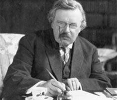G. K. Chesterson