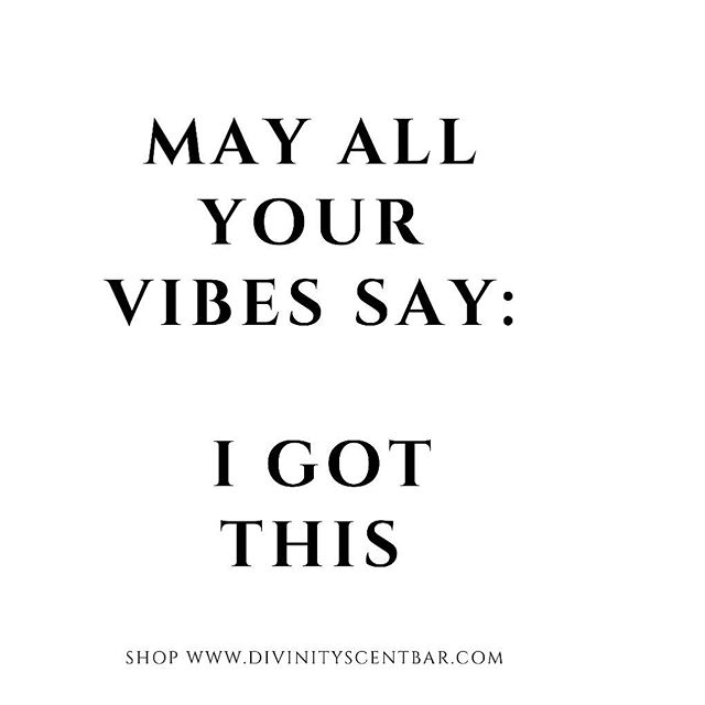 You got this! Happy Sunday! #Vibes #Beautifulday #fempreneur #Sunday #SelfCare #Love #Light #beauty #life #MotivationalQuote #QuoteOftheday #divinity #DivinePower🙌🏼🍃🙌🏼