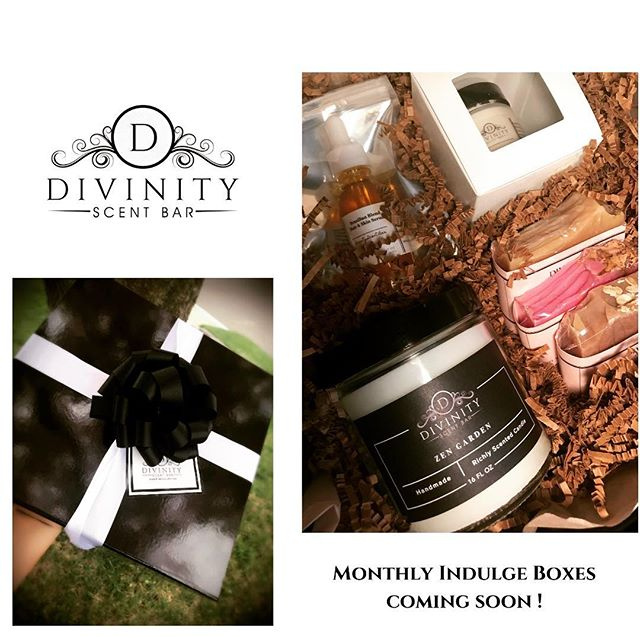 """Indulge"" Spa Box of the Month 🍃🍃🍃coming soon to the shop! Each box will come with some of our top picks from each selection of Candles , Beauty , Bath & Body and Luxury Soaps for an exclusive price . Stay tuned for our May Box picks . What would you like to see in these boxes? Check out our website and let us know below. Link in Bio! #Spa #Indulge #BeautyBox #fempreneur #skin #bathandbodyworks #lush #luxury #bathbomb #shoppingonline #womenempowerment #divinefeminine #divineenergy #ladies #handmade #handmadesoaps #handmadecandles #candles #california #newyork #over30"