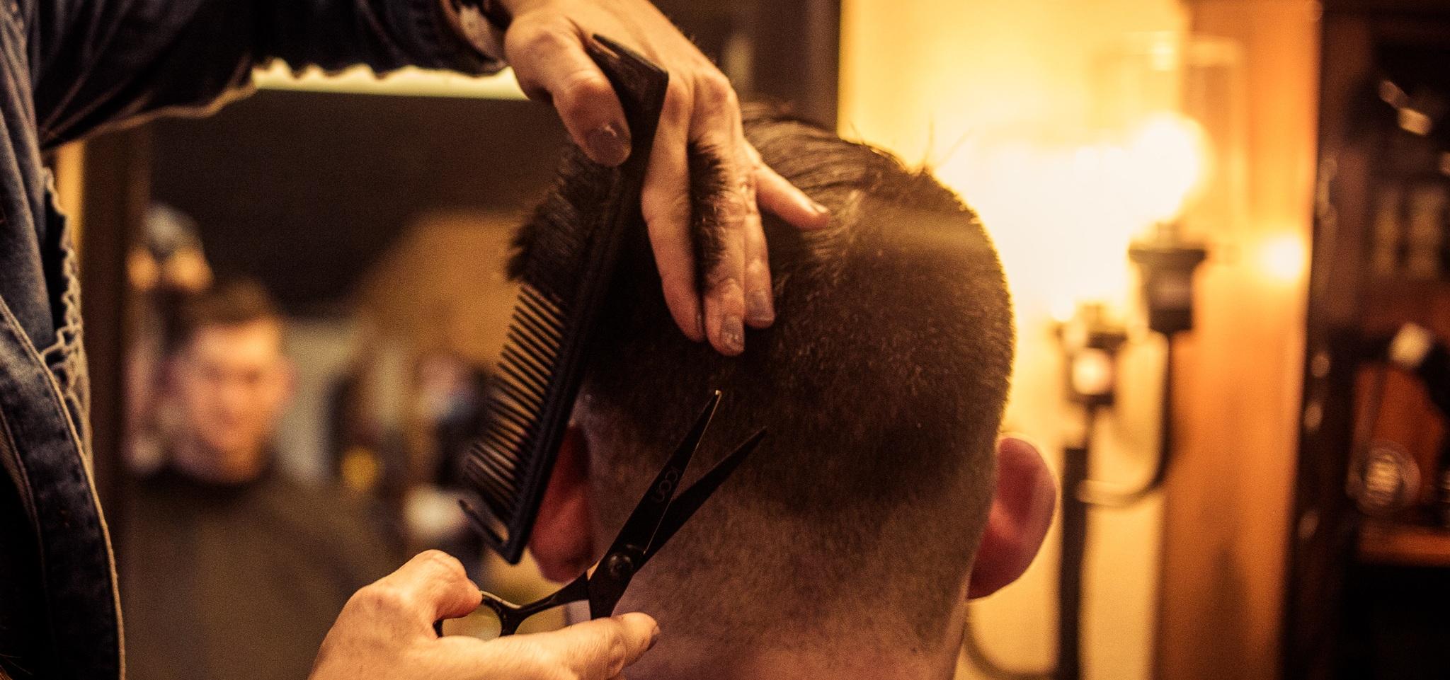 Hair - Fades, contemporary men's hair cuts, and buzz cuts
