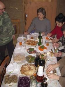 fermented foods in winter