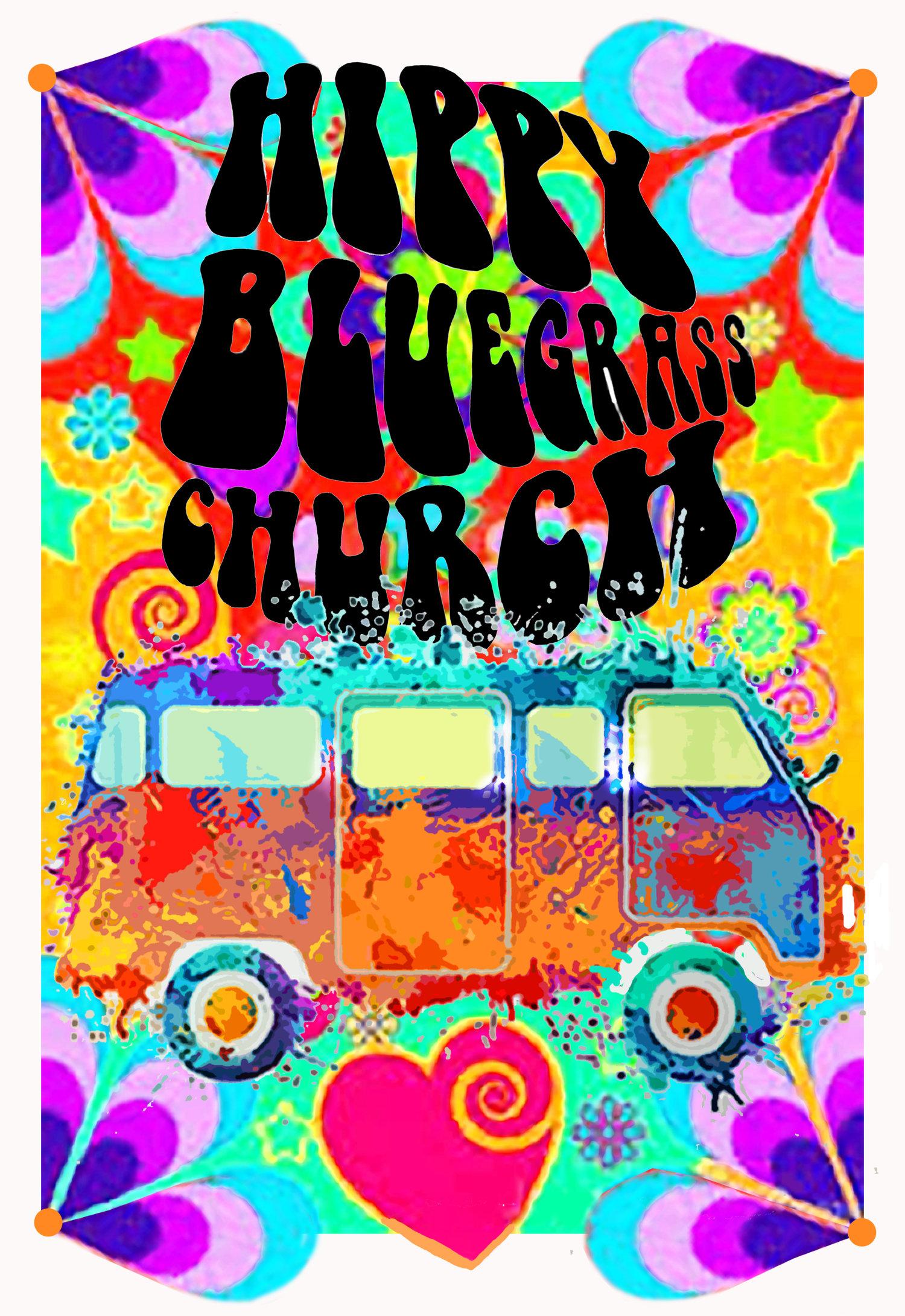 Hippy Bluegrass Church